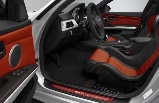 Видео BMW M3 CRT - первые подробности
