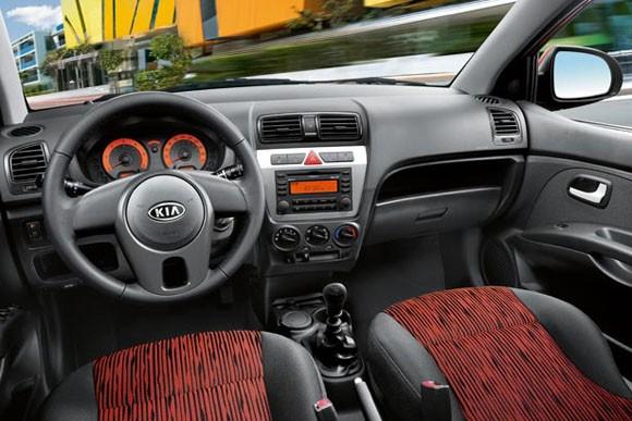 Обзор автомобиля Kia Picanto 2011