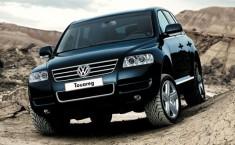 Volkswagen Touareg — техническая характеристика моделей первого и второго поколения.