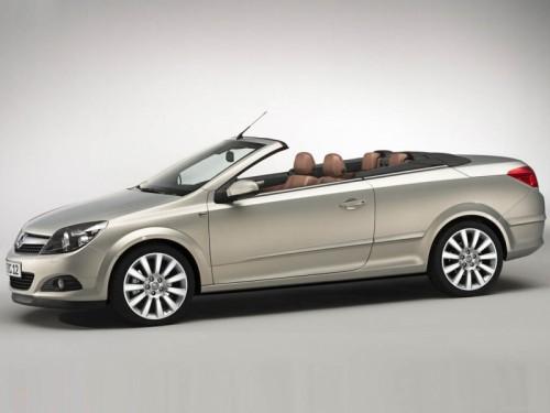 Новый кабриолет OPEL Astra появится в 2013 году