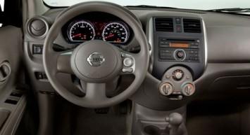 Малолитражный автомобиль Nissan Versa