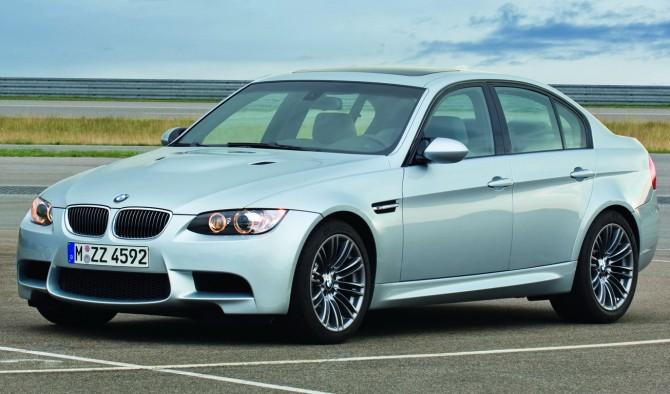Производство седана BMW M3 будет остановлено