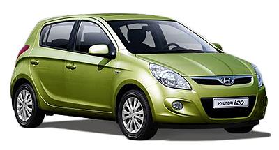 Hyundai i20 - король проспектов