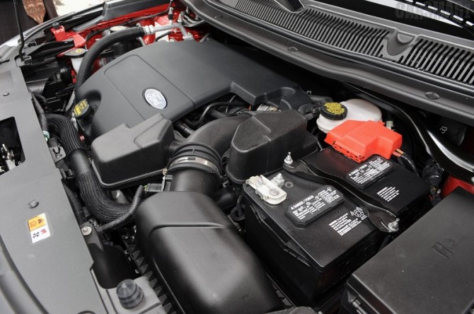 Ford Explorer - самый прогрессивный в серии
