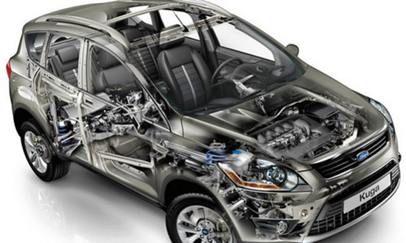 Ford Kuga - экстерьер на высоте