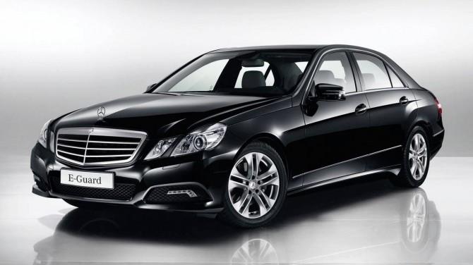 Cовременный Mercedes-Benz E-Class