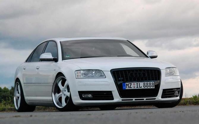Audi А8 - седан S8 2012 года