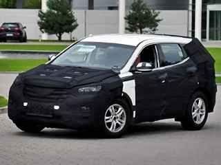 Hyundai ix45 вместо Santa FE уже в 2013