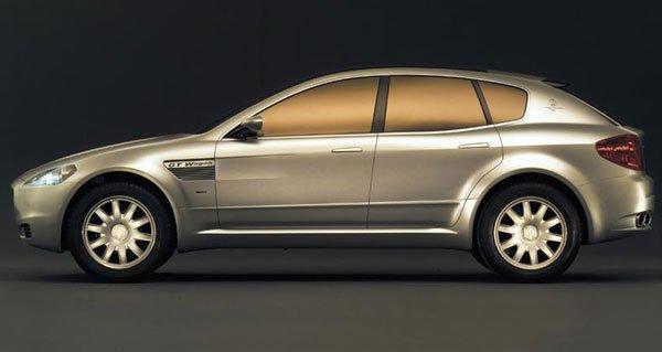 Сенсации Франкфуртского автосалона: Maserati Kubang