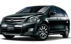 Обзор Mazda MPV