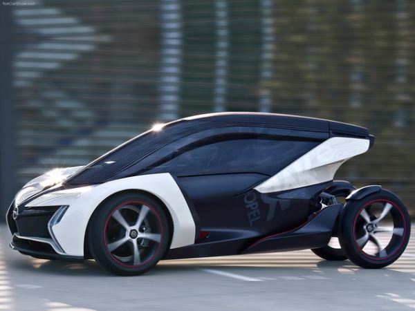 Легкий и эстетичный Opel RAK e Concept