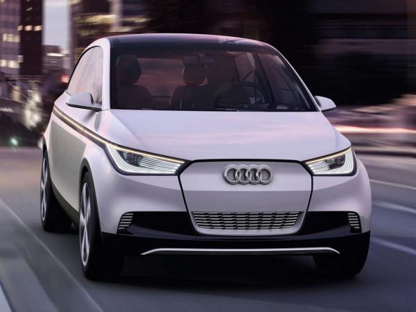 Идеальный автомобиль будущего: Ауди А2