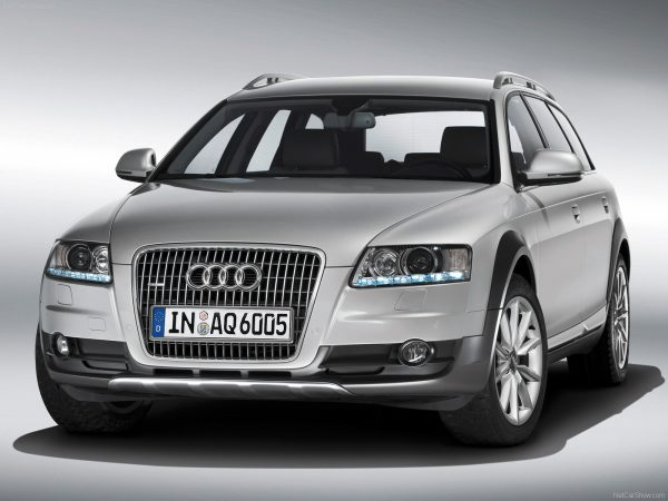 Обзор Audi A6 Allroad