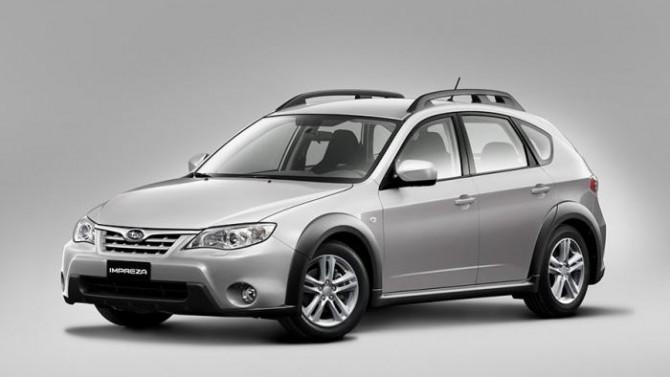 Subaru Impreza XV. Роскошная агрессивность