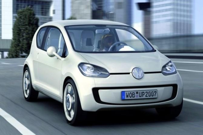 Volkswagen Up – изюминка автосалонов