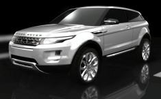 Range Rover Evo стал самым маленьким представителем серии