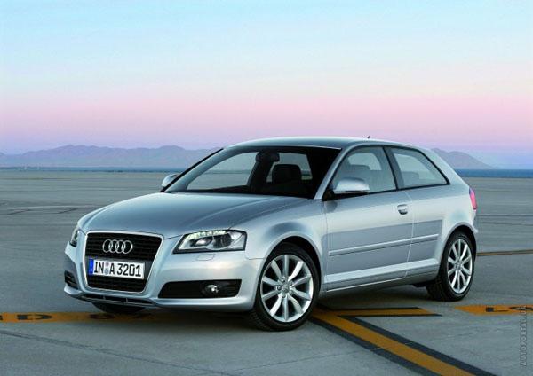 Audi A3 Sportback имеет разные комплектации
