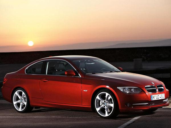 BMW 3 coupe невероятно комфортный и резвый автомобиль