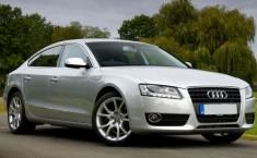 Audi A5 красив снаружи в внутри