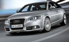 Ауди А6 может успешно соперничать с автомобилями премиум класса