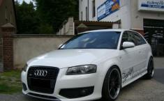 Audi S3 по виду и повадкам напоминает спорткары