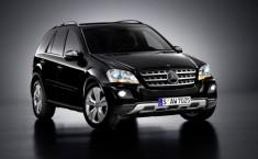 Mercedes-Benz M не похож на своих предшественников