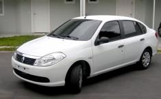 Renault Symbol добросовестно отрабатывает свои деньги