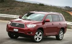 Toyota Highlander – японский Горец для поездок всей семьей