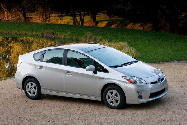 Toyota Prius – настоящая игрушка для взрослых