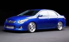 Toyota Corolla – один из мировых лидеров гольф-класса