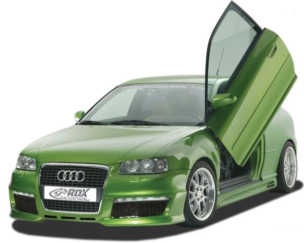 Тюнинг Audi A3 - измени облик своего любимого автомобиля