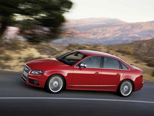 Audi S4 оказался невероятно комфортным и резвым