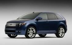 Ford Edge с голосовым управлением навигационной системы