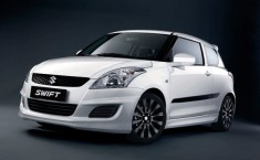 Suzuki Swift Sport – спортивная версия обычного Свифта