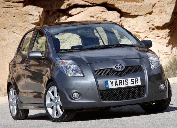 Toyota Yaris один из самых продаваемых миникаров в мире