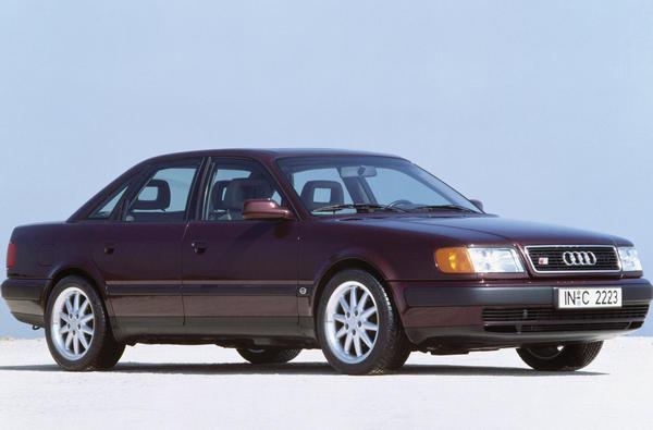 Автомобиль Аudi 100 – предшественник современной А6