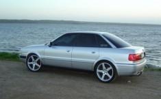 Автомобили Audi 80 стали легендой