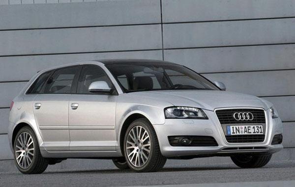Audi A3 Sportback по-немецки комфортный автомобиль