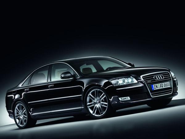 Audi A8 W12 quattro – почувствуйте себя в гоночном болиде