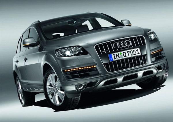 Audi Q7 – внедорожник с покладистым характером