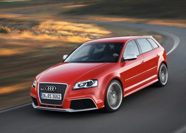 Audi RS3 Sportback – шустрый немецкий автомобиль