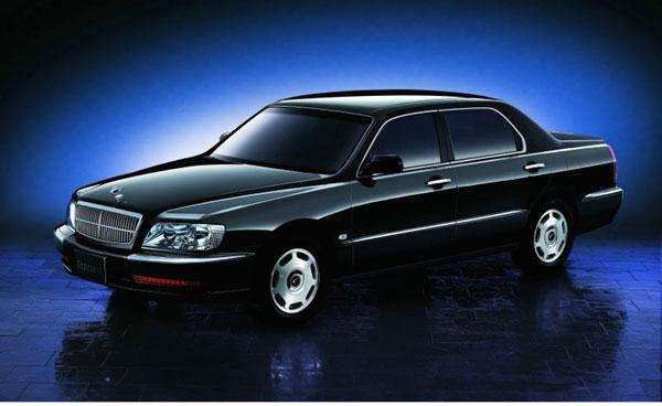 Hyundai Centennial – настоящий шедевр среди представительских автомобилей