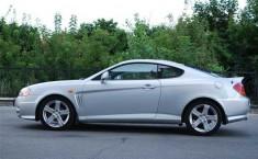 Hyundai Coupe – спортивный автомобиль за 40 000 долларов