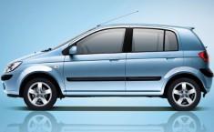 Hyundai Getz – идеальные автомобиль для города и путешествий