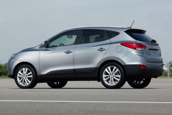 Hyundai Tucson – надежный внедорожник корейского производства