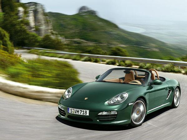 Porsche Boxster – типичный представитель прославленной марки