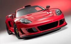 Porsche Carrera – автомобиль, выполненный в духе спорткаров