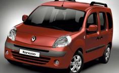 Renault Kangoo – сугубо коммерческий автомобиль без излишеств