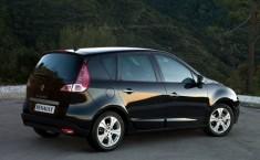 Renault Scenic – надежный автомобиль для городских дорог