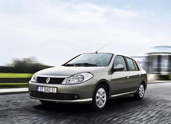 Характеристики Renault Symbol вызывают уважение